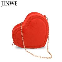 2014  heart bag mini bags women's handbag