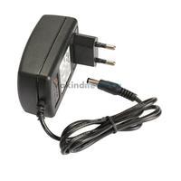 EU Plug AC 100-240V to DC 12V 2A Switching Power Supply Converter Adapter V3NF