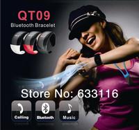 free & drop shipping 1pcs retail wholesale 2014 new fashion hot sales ladly girls popular Mobile phone bluetooth wrist watch