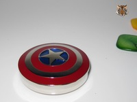 Hot Captain America style usb flash disk 1GB 2GB 4GB 8GB 16GB 32GB usb flash drive