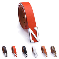Choihoo male women's general belt decoration strap casual all-match smooth hf25