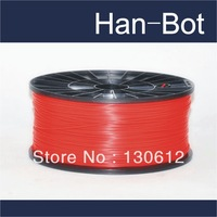ABS and PLA 3d printer filament 1.75mm or 3mm