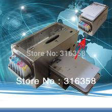 Smallest A4 Size 6 Color Mini Flatbed Printer Multifunction Printer Phone Case Printer Card Printer