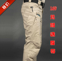 2013 511 ix7 tactical trousers special pants male slim trousers