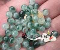 - hair stick diy accessories beads mm general jade blue flower amanda