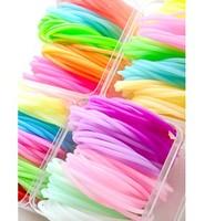 Min order is $9 Fans silica gel bracelet neon rubber hand ring hand ring luminous SL173