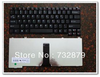 New original For Lenovo  E43 E43A E46G E46L E47 E47A E47G K43 K46 laptop BLACK US keyboards  Orange Function Keys