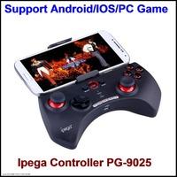 iPega PG-9025 Multi-Media Bluetooth gaming controller Pad Joystick For Iphone/Ipod/Ipad/Samsung/HTC/MOTO phone PC Game