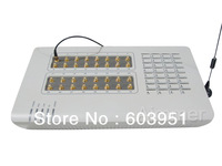 GOIP-32 Quad band VOIP GSM  Gateway 32 Channel GOIP support  IMEI change / sim bank /sms send/remote manage
