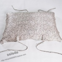 2013 100% silk Mulberry silk skin silk pillow at home LLADRO leopard print