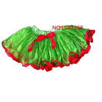 X-MAS lace tutus, Christmas skirts, holiday party pettiskirt,mix sizes selling