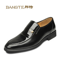 2014 new men, the first layer of leather, shopping business, Casual, oxford shoes, men leather shoes, free shipping