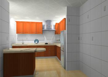 Luxury Kitchen Cabinet   K-M010