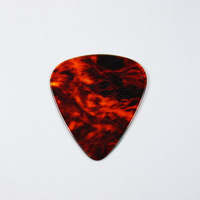 electric guitar picks plectrums,guitar parts,red pearl standard guitar pick 0.71mm