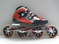 Hot full carbon e3 4 100 professional speed skating shoes skating shoes