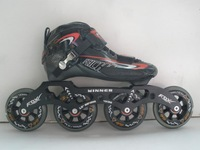 Free Shipping free shipping Galloots 4 90 professional tool holder k2 wheel ilq9 bearing speed skating shoes