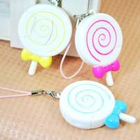 2PCS/LOT Free shipping High quality lollipop shape micro sd card reader TFcard reader M2 adapter 32gb