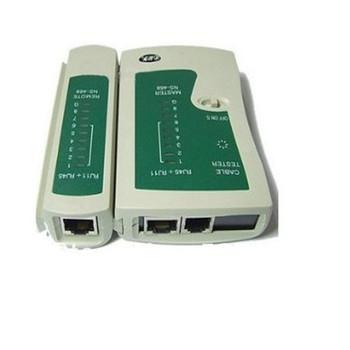 Good quality USB LAN Network Cable Tester RJ11 RJ12 RJ45 Cat5 free shipping