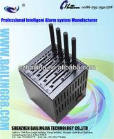 NEW Wireless GSM GPRS USB 4 Port TC35I Modem Pool,mobile recharge!!