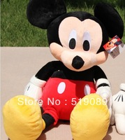 Free Shipping 50cm Special Price Mickey Mouse Stuffed Animal Toys,Mickey Plush Toys For Christmas