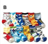 free shpping==New arrival hot-selling 100% cotton children socks slip-resistant small kid's socks baby floor socks
