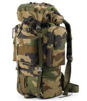 Military tactical backpack messenger canvas bag travel  waist pack shoulder school messenger free shipping