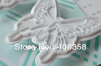 60pieces/lot factory wholesale butterfly shape Muffin case Candy Jelly Ice cake Mould Mold Sugarcraft Decorating Tool#9001