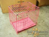 FREE SHIPPING! Dog cage dc40 47x31x39cm teddy vip bo