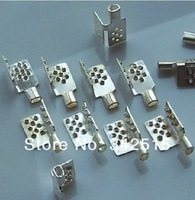 50pcs  film clip the electrothermal card terminal clamp, complementary material khan steamed material of floor heating