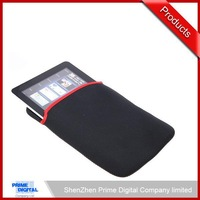 free shipping 10.1 inch Tablet PC Protective case Sleeve soft Bag smart case Black Color
