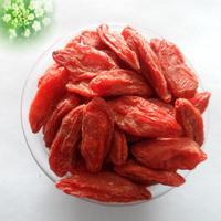 Big Particles Goji Berry 250g Premium Ningxia Barbary Wolfberry Fruit Zhongning Gouji tea gifts Gou Qi China natural Green Food