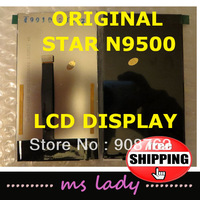 Star n9500 ORIGINAL FACTORY inner screen LCD display for replacement Free Shipping AIRMAIL + tracking code