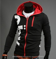 2013 Autumn&Winter Fashion Slim Cardigan Hoodies Sweatshirt Outerwear Clothing Brand Causal Sports Outdoor Wear
