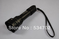 UniqueFire UF-T20 Cree XM-L T6 3-modes 1200Lumen Zoomable LED Flashlight Torch + FREE SHIPPING