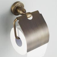 Copper paper towel holder toilet paper holder carved the base 9651 bumboats rack (XP)