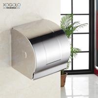 Toilet paper box 304 stainless steel towel rack waterproof 6618 (XP)