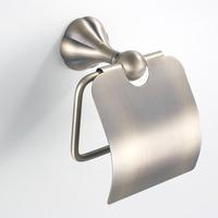 Toilet paper holder paper towel holder toilet paper rack fashion antique brass bathroom hardware accessories 2851 (XP)