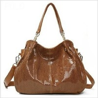 Wheaties Ms. Paul is brand 2013 new tide leather shoulder bag euramerican fashion new female bag