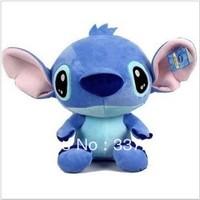 Super cute plush toy doll mini Stitch interstellar stuffed toy baby loves most 20cm free shipping