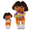 Dora dola plush toy dolls High Quality Soft Plush toy Dora the Explorer Plush Dolls Toy  child gift