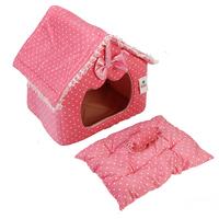 Kojima princess dog cat litter pet supplies pink kennel8 60