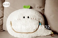 J2 Free shipping, soft toy Smile cloud plush pillow 35*35cm stuffed plush toys,high quality, 1pc