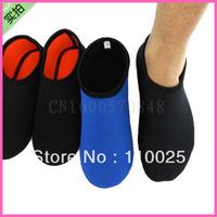 2.5 mm neoprene Low waist diving socks warm socks diving equipment diving products Beach socks J-326