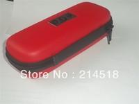 2013 Ne fashion best sellers EGO Travel Leather Zipper Case  Bag 2pcs/lot
