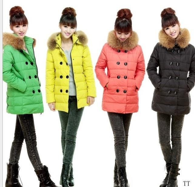 9a9b32fc1dd5 Купить мода женщин пальто Зимняя куртка, зимняя верхняя одежда ...