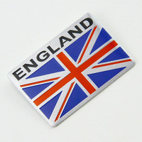 New style Square British flag sticker the whole body / car accessories emblem sticker/car badge For MG 3 5 6 and so on