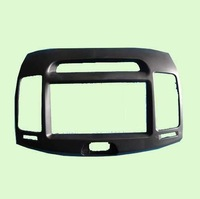 Factory Supply Special Car DVD Frame /Fascias/Panel For Hyundai 2006-2009 Korean  elantra With Black Color Free Shipping