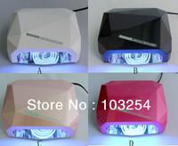 Free shipping 12 watts CCFL + 24 watts LED lamp  36 Watts diamond led ccfl lamp Automatic Open