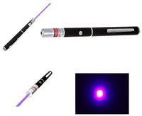1Pcs Powerful 5mw 405nm Professional Lazer Blue/Violet Laser Pointer Pen Beam Light High Quality