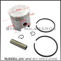 Piston Pin Ring 47mm For 50cc 60cc 66cc 80cc Engine Motor Motorized Bicycle Bike
